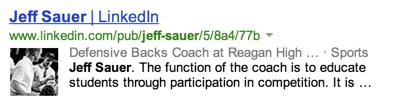 Jeff Sauer 2 LinkedIn