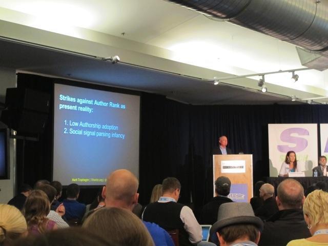 Mark Traphagen Talks Google Authorship