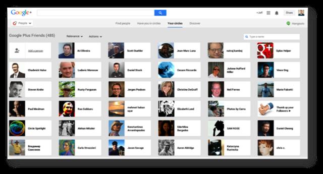 Make New Friends on Google Plus