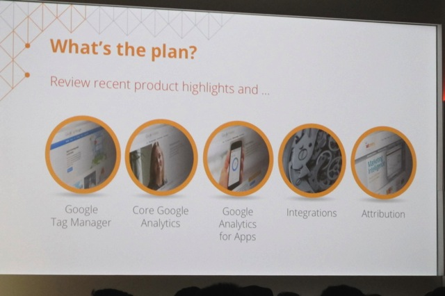Google Analytics Roadmap