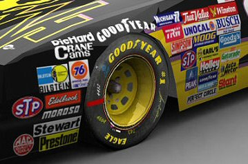 NASCAR website