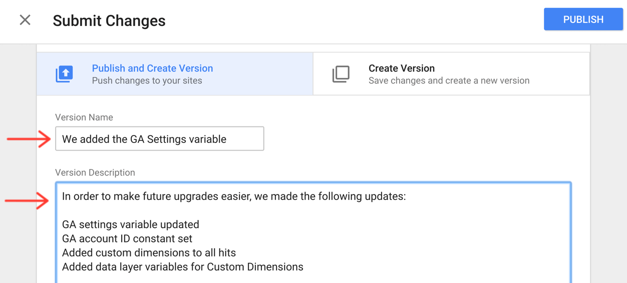 Google Tag Manager Tutorial - naming conventions