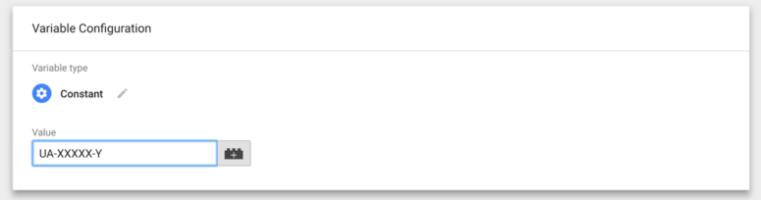 Google Tag Manager Tutorial - Google Analytics Variable