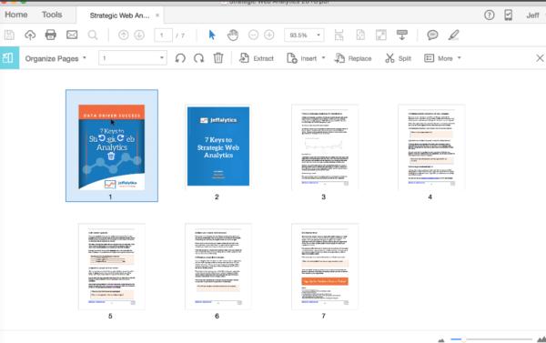 PDF Arrangement Example