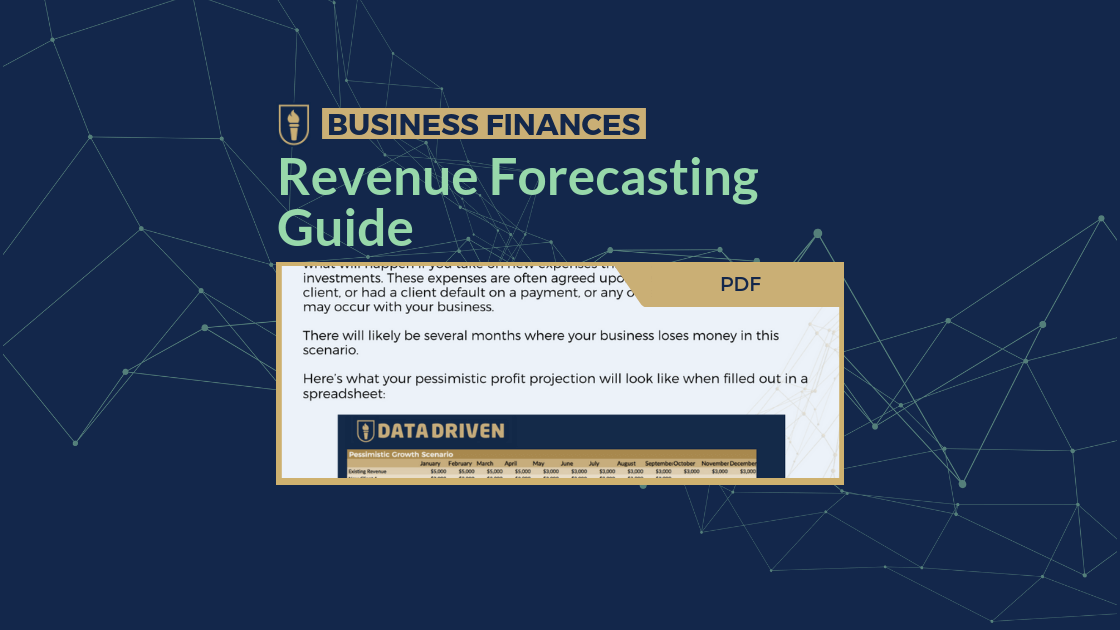 Business Growth Strategies - Profit/Revenue Forecasting Guide