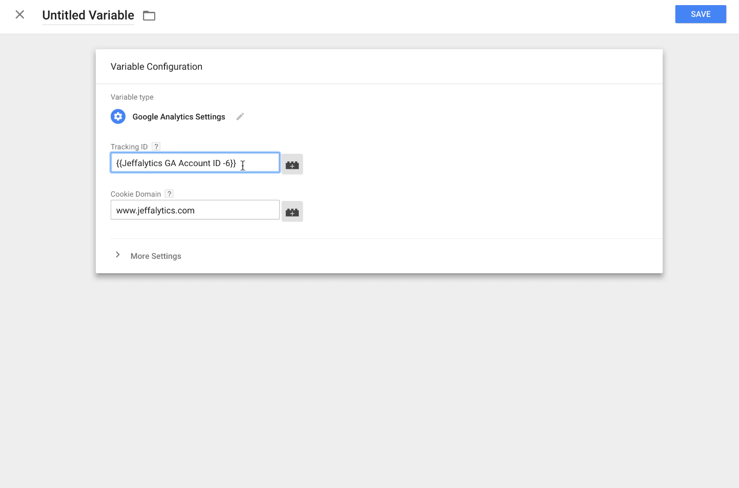 cross-domain tracking using google tag manager