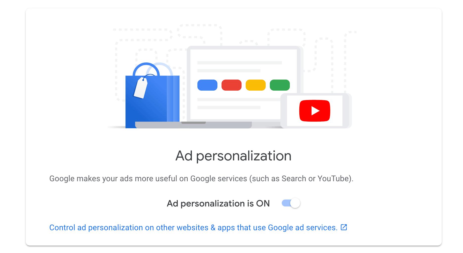Ad Personalization