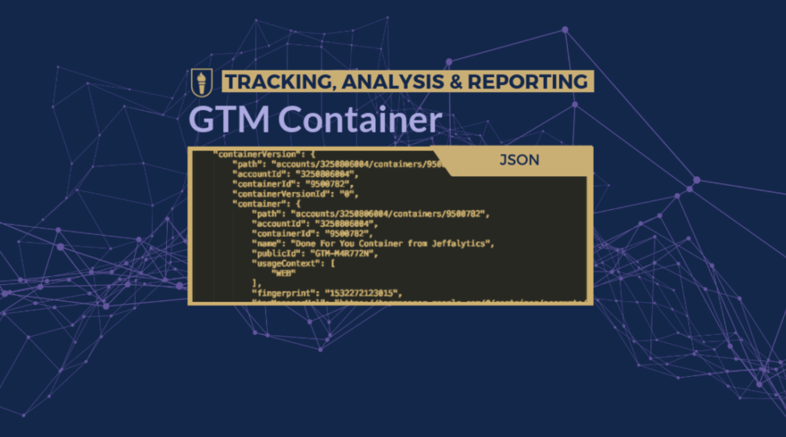 GTM Container